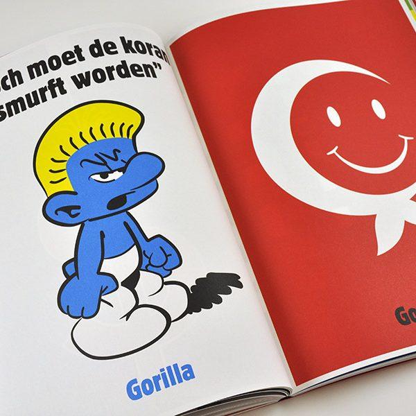 Gorilla for President