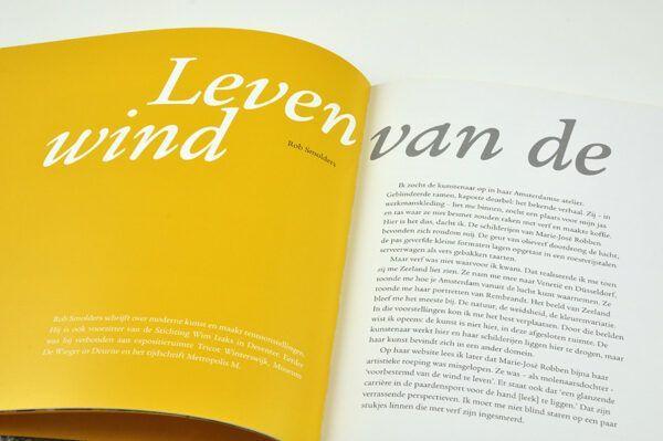 Marie-José Robben – Verf & Schilderen