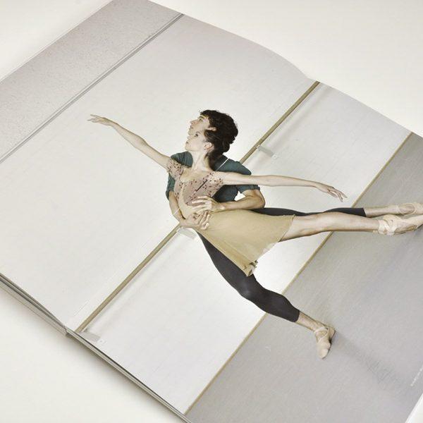 Ballet in the studio