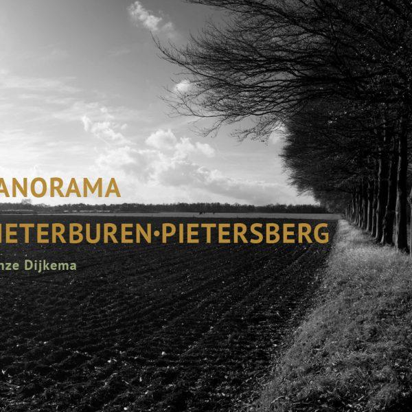 Panorama Pieterburen Pietersberg