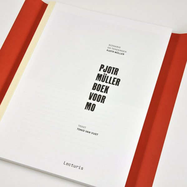 Pjotr Müller – Boek voor Mo (NL)
