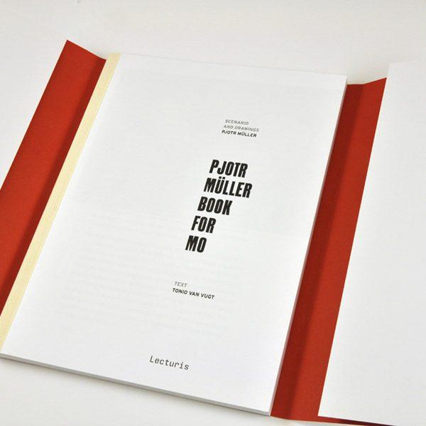 Pjotr Müller – Book for Mo (EN)